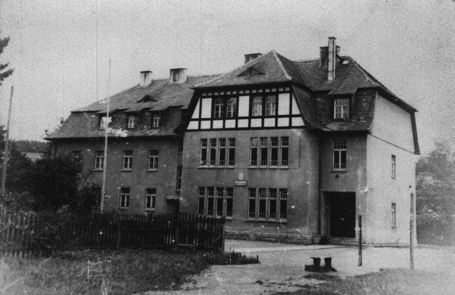 Szkoła Podstawowa nr 2 w latach 60-tych